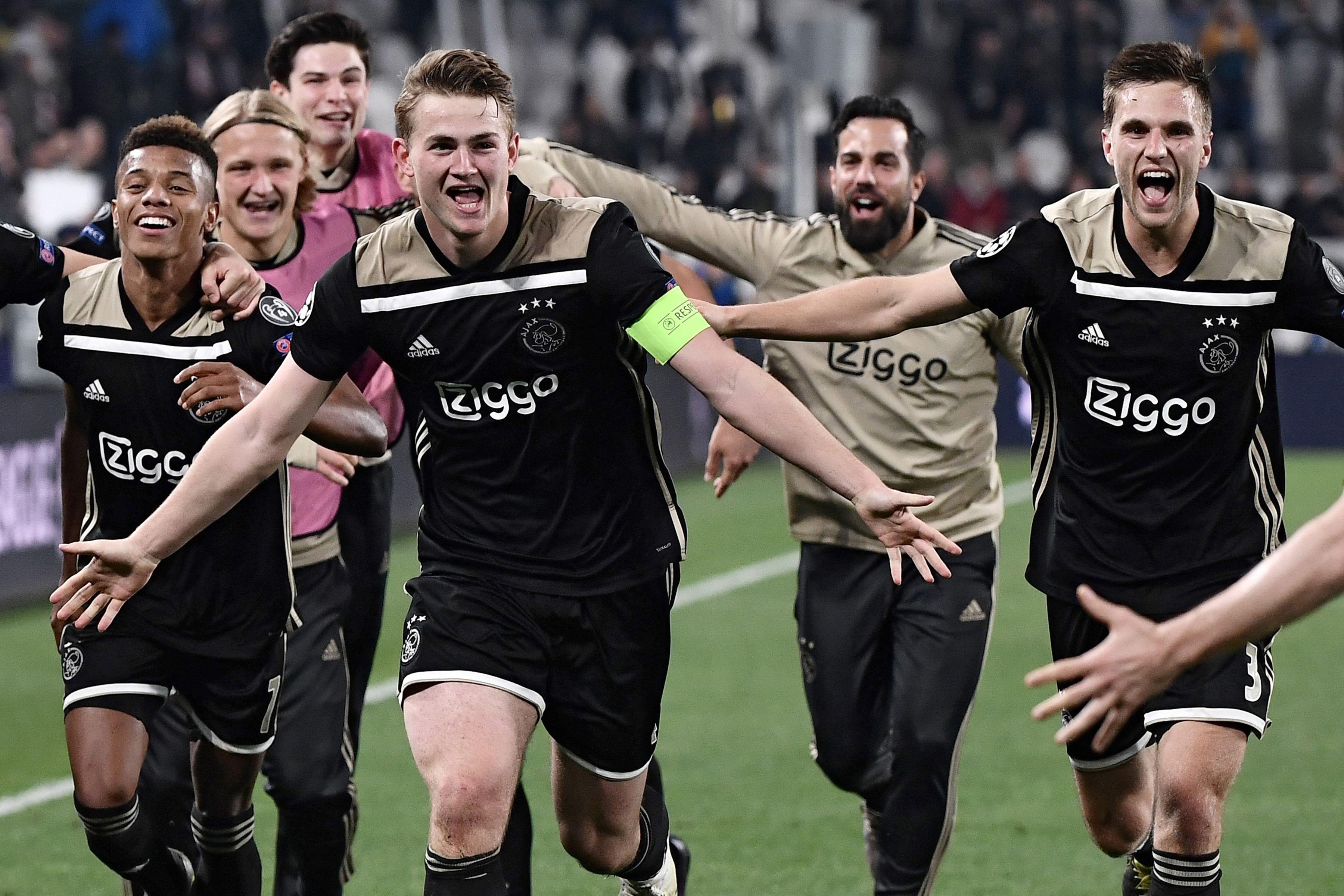 La Liga Frenkie de Jong: