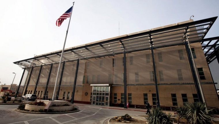 Estados Unidos ordena evacuar al personal de embajada y consulado en Irak