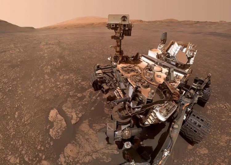 Hallan nuevos indicios de vida en Marte