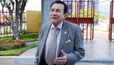 Nombran peritos en caso de ex presidente de Corte de Cuentas