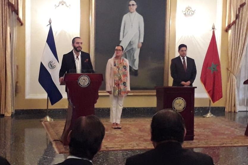 El Salvador rompe relaciones con la Republica Árabe Saharaui