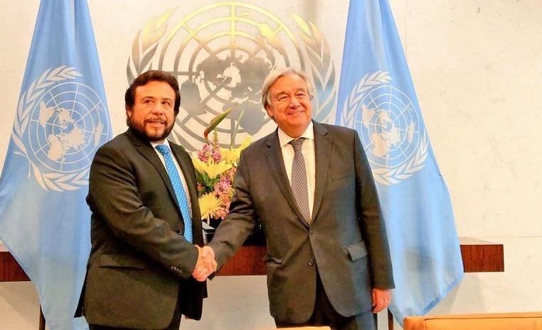 Misión Técnica de la ONU llegó al país para apoyar la CICIES