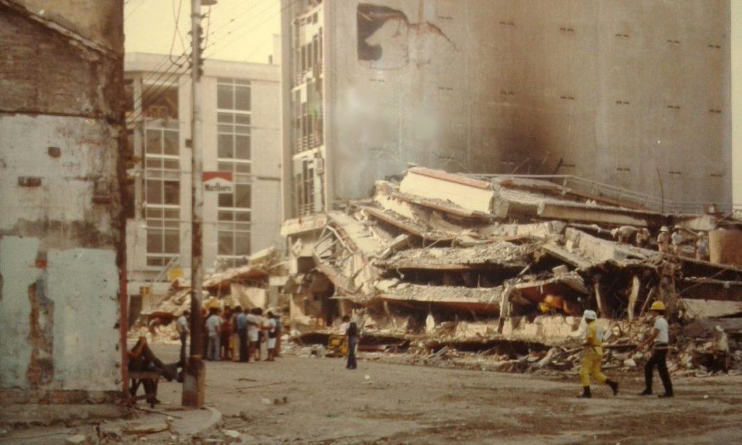 Simulacro nacional ante terremoto para reforzar y mejorar los protocolos ante desastres naturales