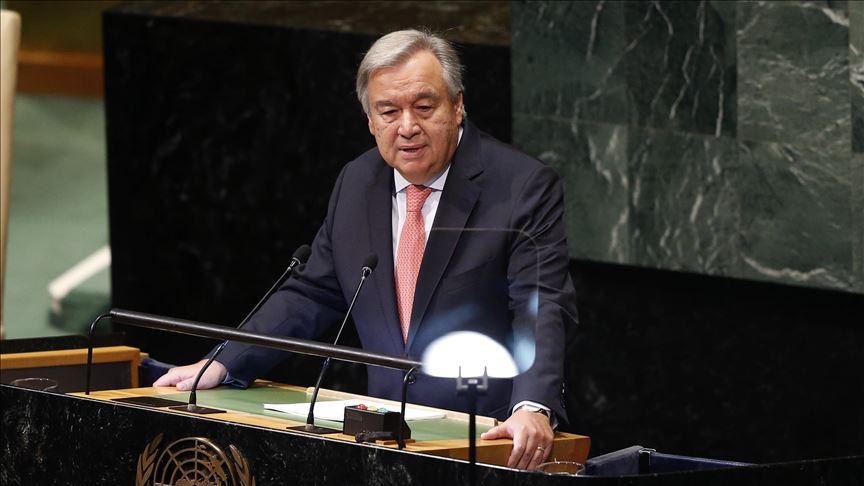 ONU enfrenta peor crisis de efectivo en casi una década