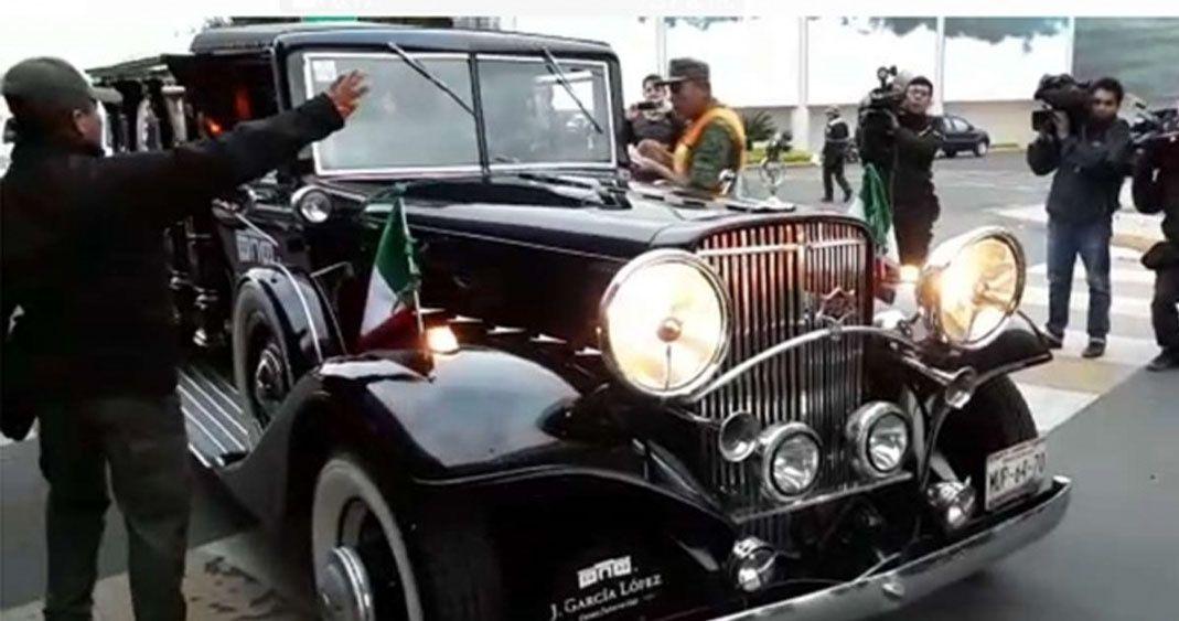 Llegan las cenizas de José José a la Ciudad de México