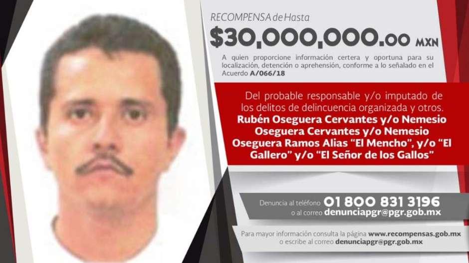 Policiaca México: Descuartizan a tres presuntos integrantes del CJNG