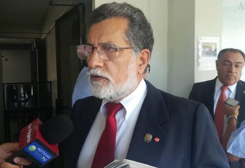 Diputado Hándal: el FMLN no votó por ley de cuarentena