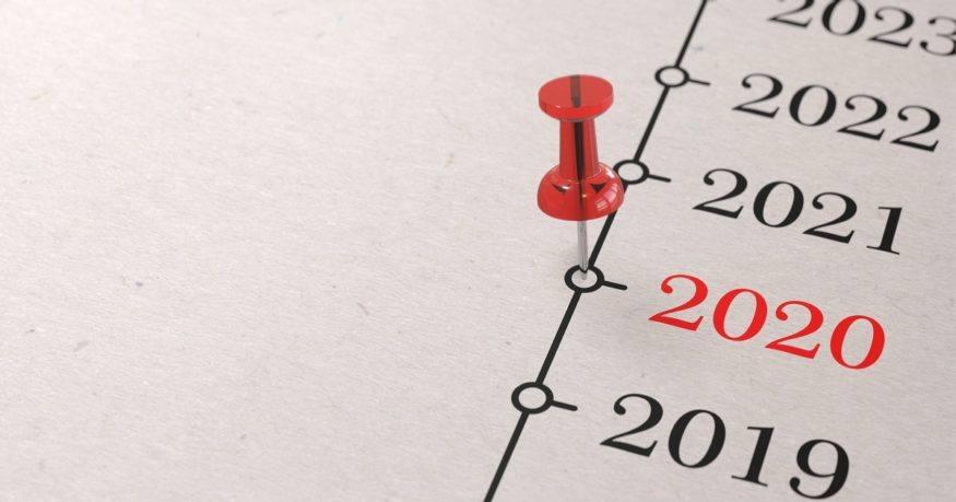 ¿2019 o 2020? Cuándo termina realmente esta década