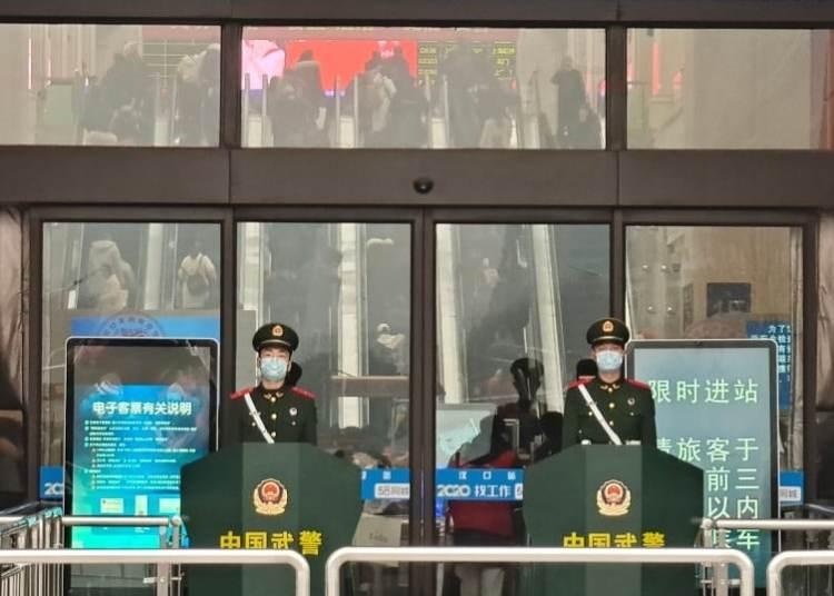 China puso en cuarentena a tres ciudades y 20 millones de personas por el coronavirus