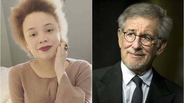 Hija de Steven Spielberg anunció carrera en el cine para adultos