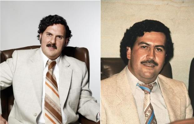 Andrés Parra as Pablo Escobar in 'Escobar, El Patron del Mal'