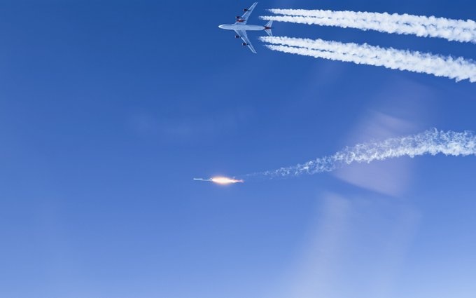 Virgen Orbit logra lanzar cohete al espacio con un Boeing modificado