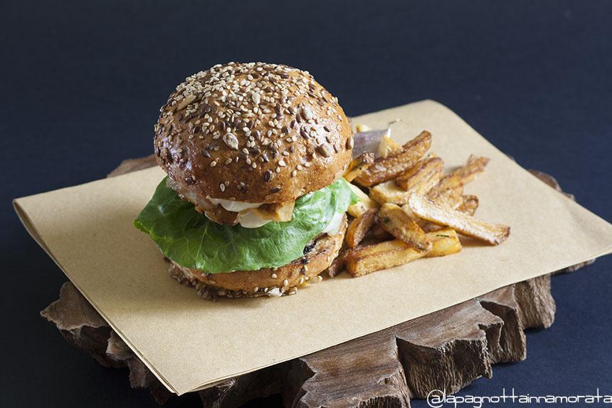 Il mio american burger