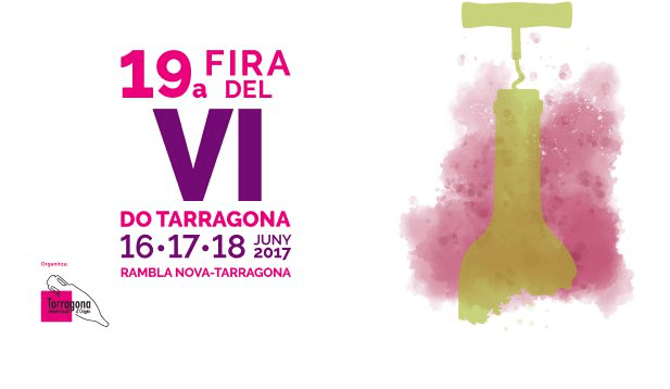 Cartell Fira del vi DO Tarragona