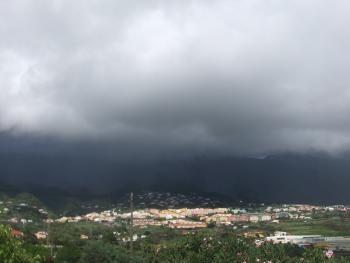 Sintflutartige Regenfälle San Pedro
