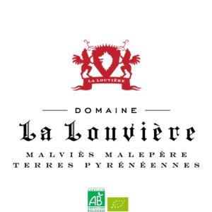 Domaine La Louvière ORGANIC - AOP MALEPERE/ IGP PAYS D'OC