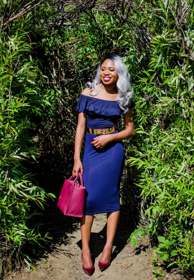 A chic crop top embodies the beautiful vibes of summer. Check out how to style one of this season's must-have clothing, an off the shoulder crop top with ruffles.