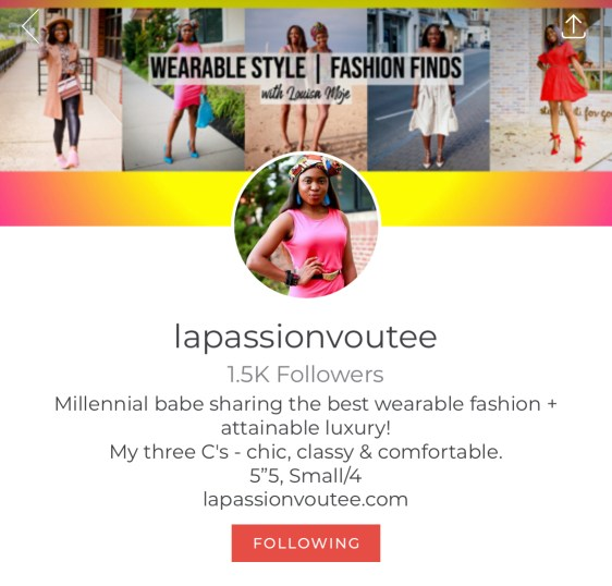 Who to follow on rewardStyle Liketoknowit app? Fashion and beauty bloggers to follow on the LiketoKnow.it app