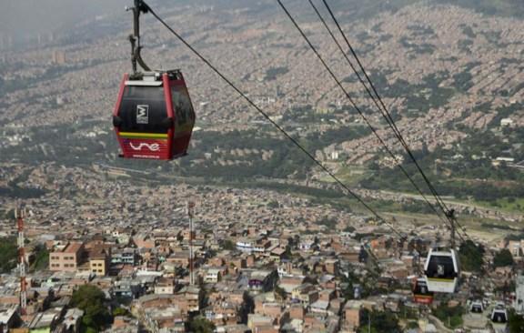 La ejemplar metamorfosis de Medellín 1