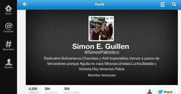 twit 1 teniente coronel