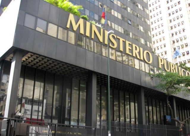 Fachada del Ministerio Público / Archivo
