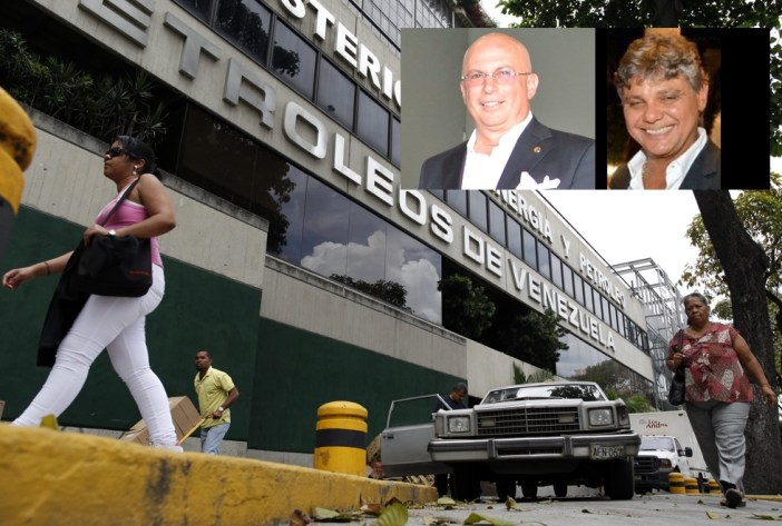 El Gobierno de EEUU acusa a los empresarios venezolanos Roberto Rincón y Abraham José Shiera de haber pagado entre 2009 y 2014 unos 1.000 millones de dólares a directivos de Pdvsa