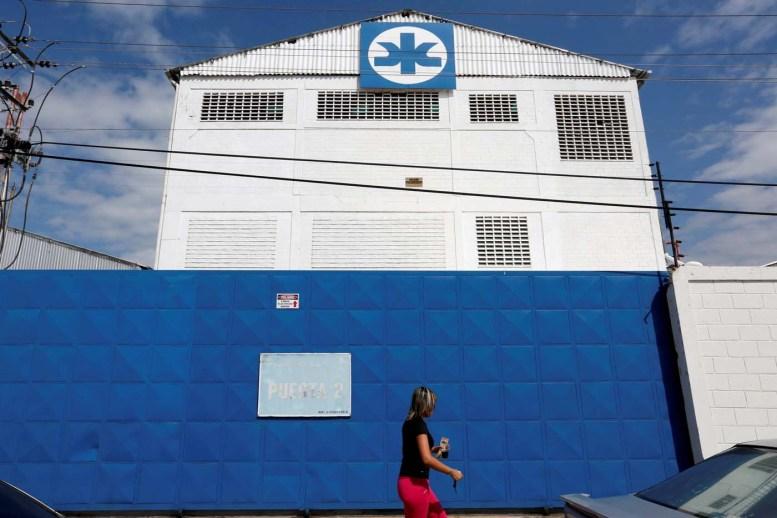 fabrica kimberly multinacional