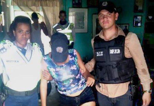 Neidelyn Paola Arrieta Paredes fue rescatada por la PNB