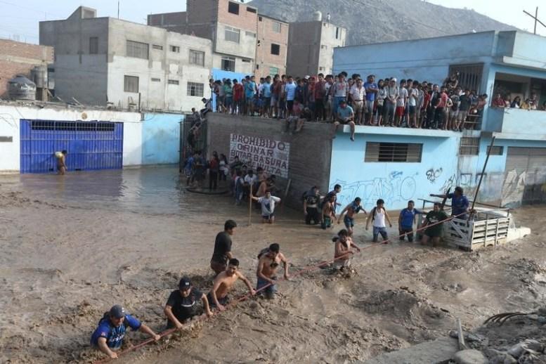 Resultado de imagen para DESLAVES EN EL PERU