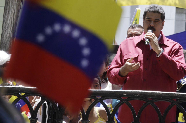 El presidente de la Repùblica, Nicolás Maduro. Foto: AVN