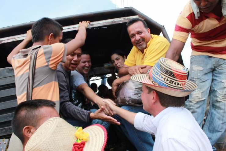 Candidato Juan Pablo Guanipa -     Guajira 14.09 (4)