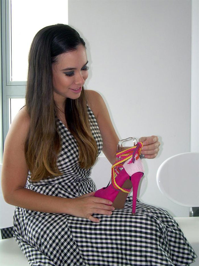 """Nueva moda: """"Condones de tacón"""" (Fotos)"""
