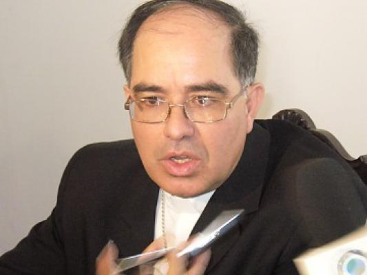 monseñor Jesús González Zarate