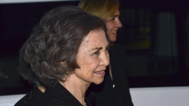 REINA SOFÍA ASISTE EN ATENAS A DOCUMENTAL SOBRE SU PADRE, PABLO I