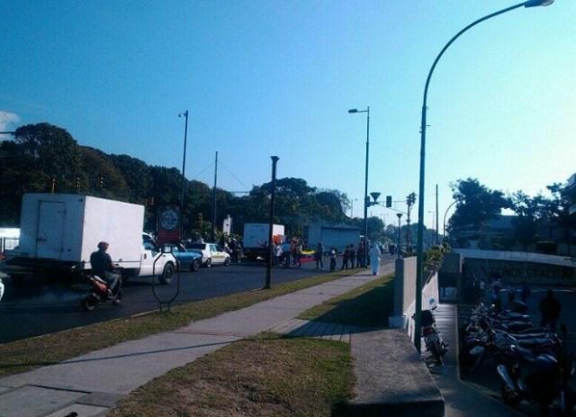 @Merida protesta