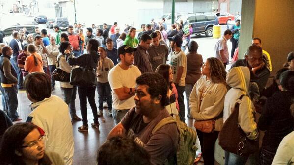 Liberan a estudiantes y fotógrafa italiana detenidos en Altamira (Fotos)