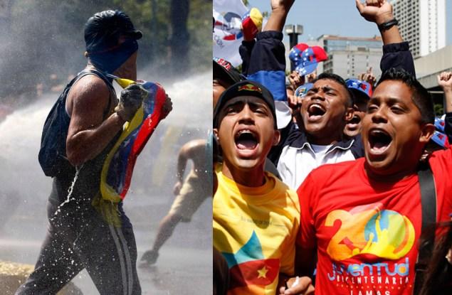 Foto Reuters / Composición LaPatilla