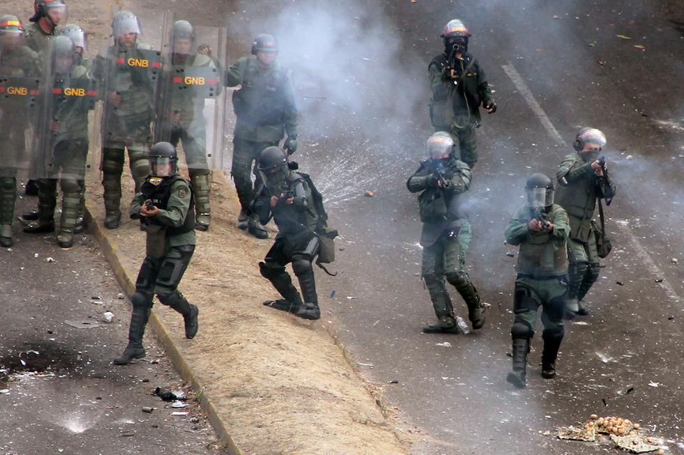 En 17 días de protesta: 18 muertos, 1044 detenciones y 888 medidas cautelares
