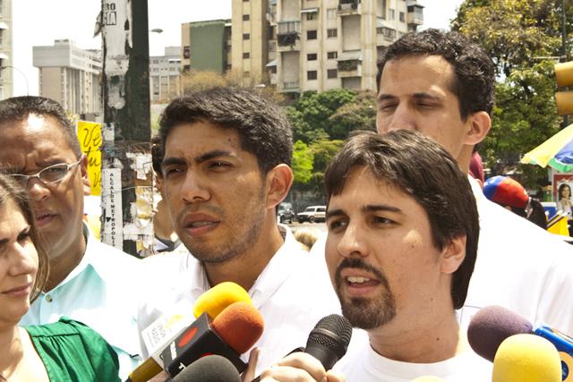 Movilización Pacífica Los Ruices 09 mar 2014 (10)
