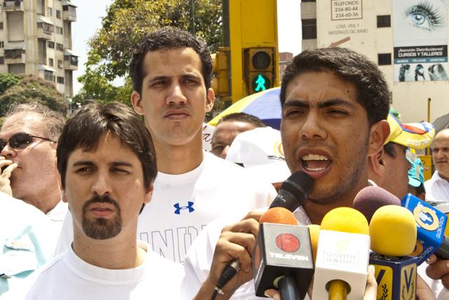 Movilización Pacífica Los Ruices 09 mar 2014 (9)
