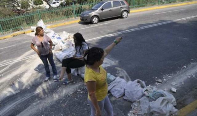 barricadas-barquisimeto