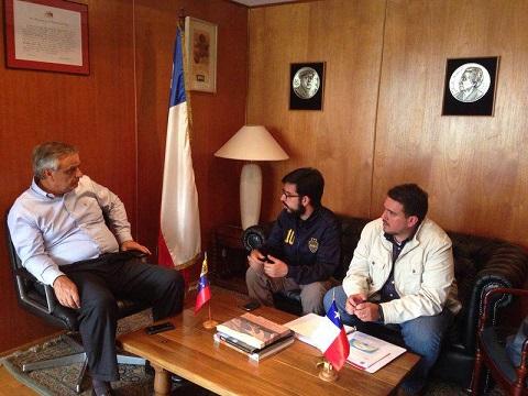 diputados en Chile