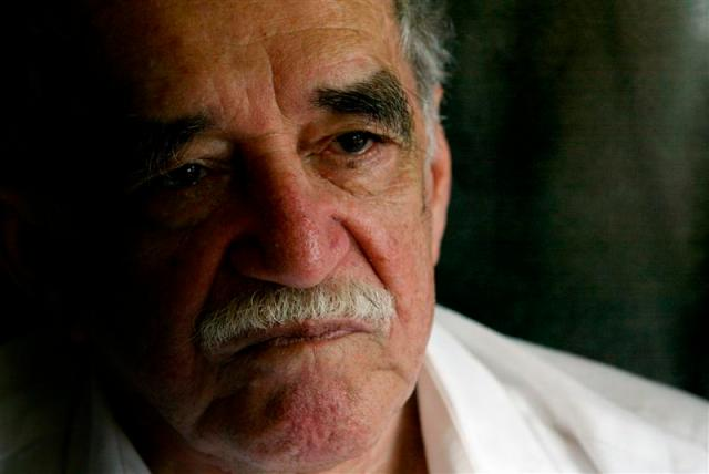 """Foto Reuters/ Gabriel García Márquez, escritor (6 de febrero de 1927 – 17 de abril de 2014). El escritor, ganador de un Nobel, autor de novelas como """"Cien años de soledad"""" y """"El amor en tiempos de cólera"""" murió con 87 años."""