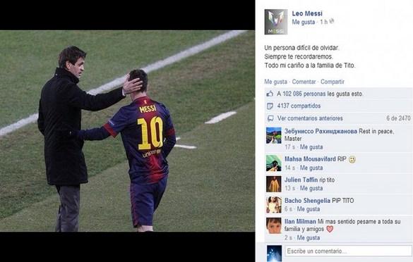 FB Messi