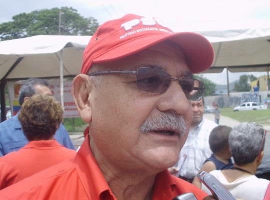 Hector Agüero, Diputado a la Asamble Nacional (Psuv / Carabobo) Foto Psuv
