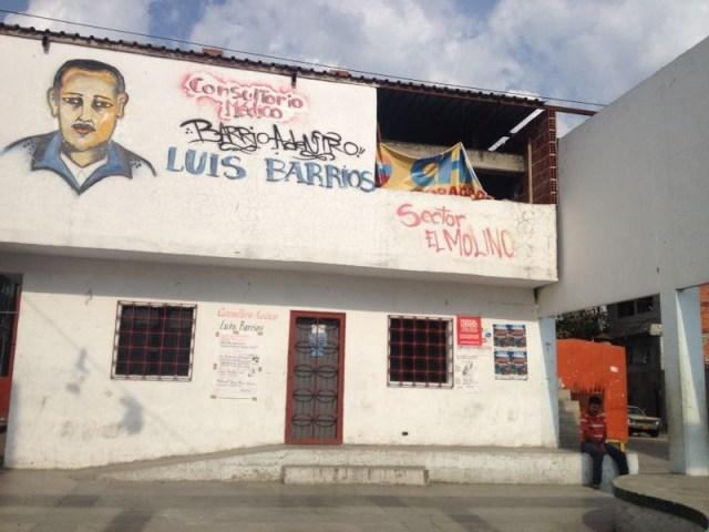Barrio Adentro abandono