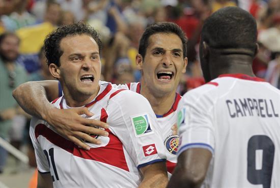 Costa Rica, gol