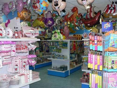 Hasta los artculos para fiestas infantiles sufren la escasez