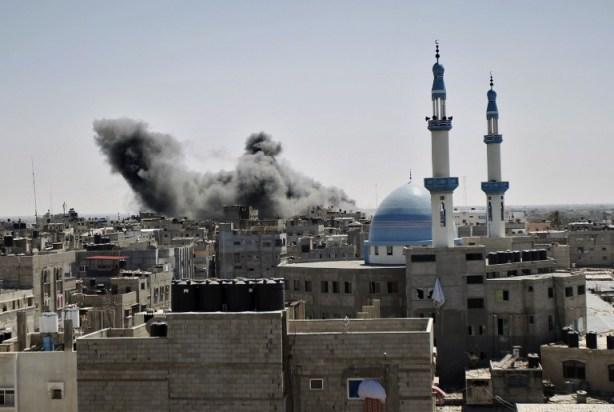 FOTO SAID KHATIB / AFP