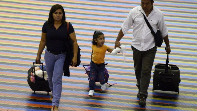 VENEZUELA-SOCIETY-MIGRATION